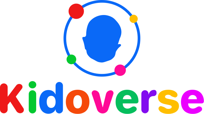 Kidoverse - App for kids to learn, play, create and explore